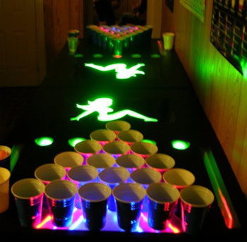 Beer Pong: Fun For Adults Only