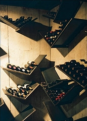 Shelf Cellar